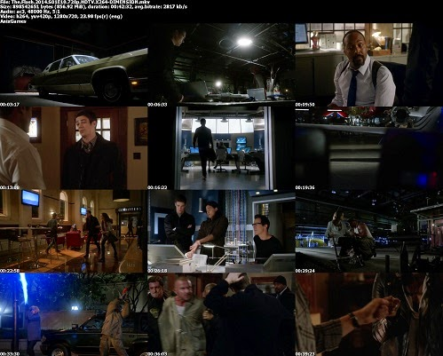 Subtitulos de The Flash 2014 S01E10 subdivx