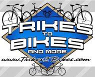 Trikes to Bikes