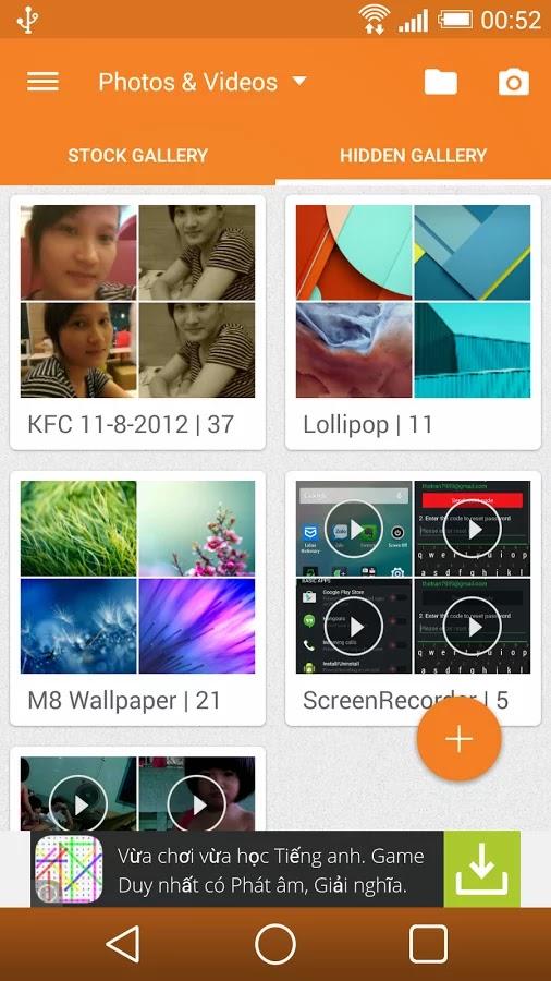 Hide Pictures - Gallery Plus Premium v2.3.0