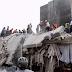 Aceleran trabajos para retirar escombros en Escocia y Gabriel Mancera