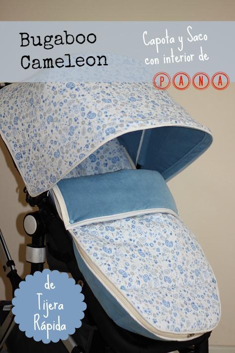 Conjunto fundas bugaboo camaleon