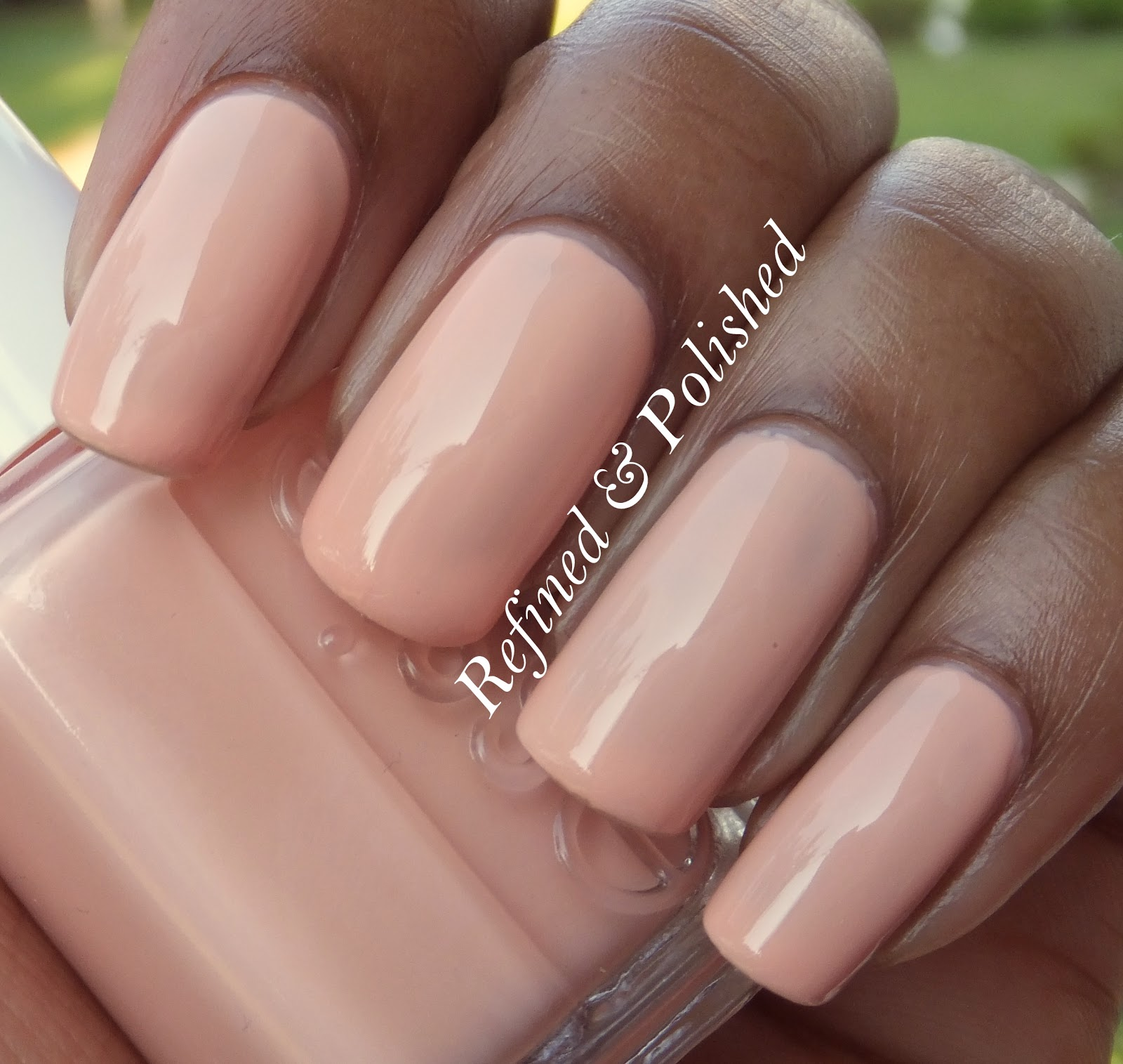 Essie A Crewed Interest - Refined and Polished A Crewed Interest Essie