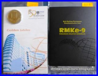 Malaysia 50th Anniv. UiTM RM1 2006
