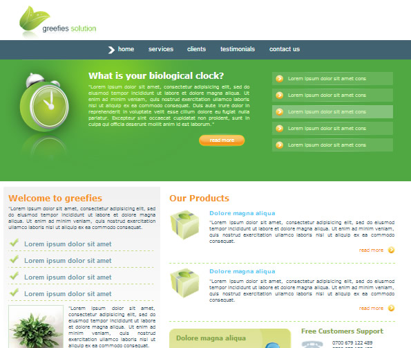 Ecommerce Site Name : Greefies