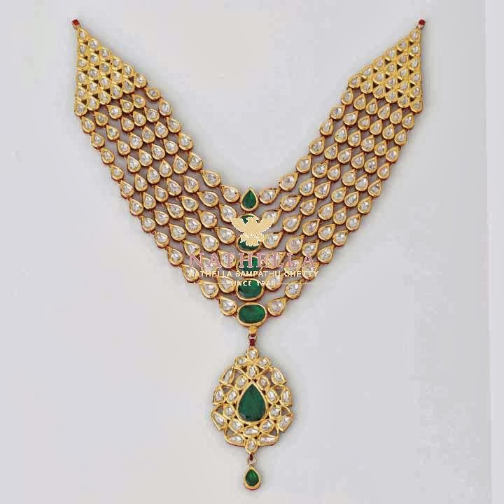 Nathella Antique Necklace Designs