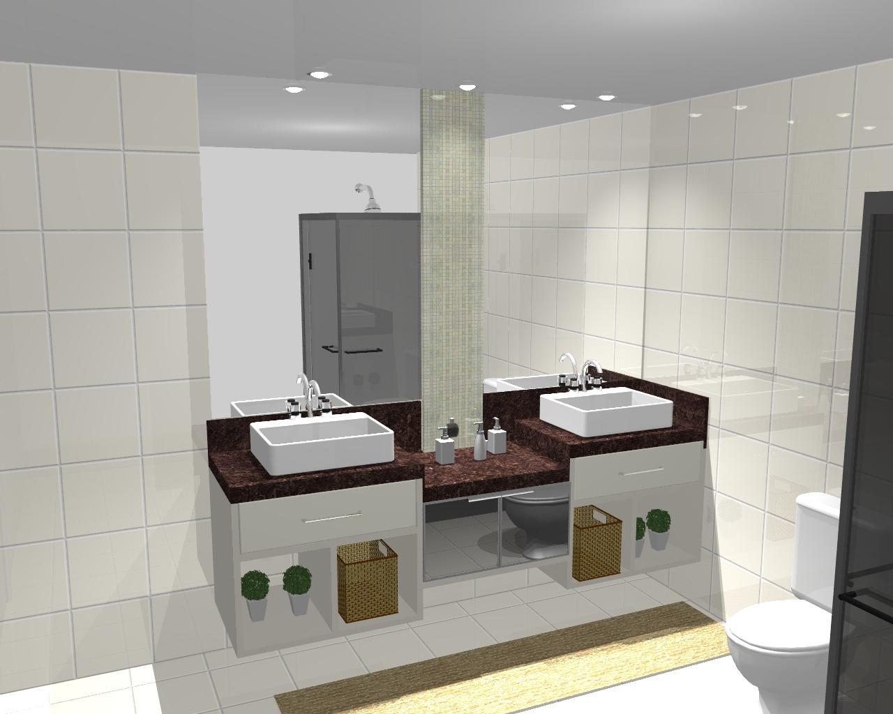 veis planejados para apartamentos pequenos picture Quotes #5E4931 1280x1024 Banheiro Apartamento Planejado