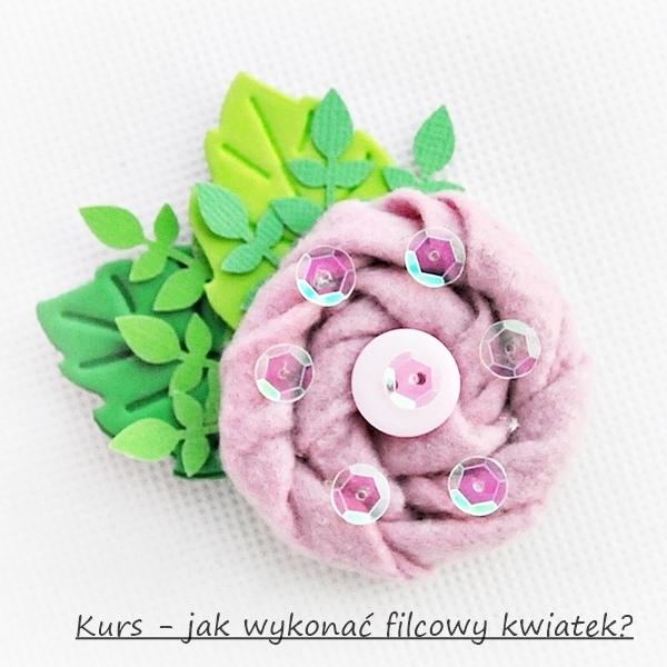 http://www.dpcraft.pl/DP-Craft-Club/Tutoriale/Projekty/Dekoracyjny-kwiatek-z-filcu.aspx