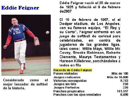 Eddie Feigner