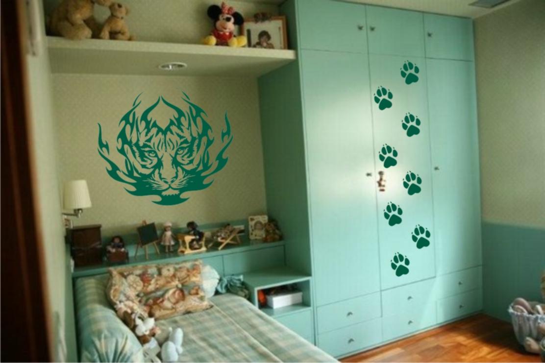Vinilos decorativos para cuartos infantiles a la venta for Vinilos de dormitorios