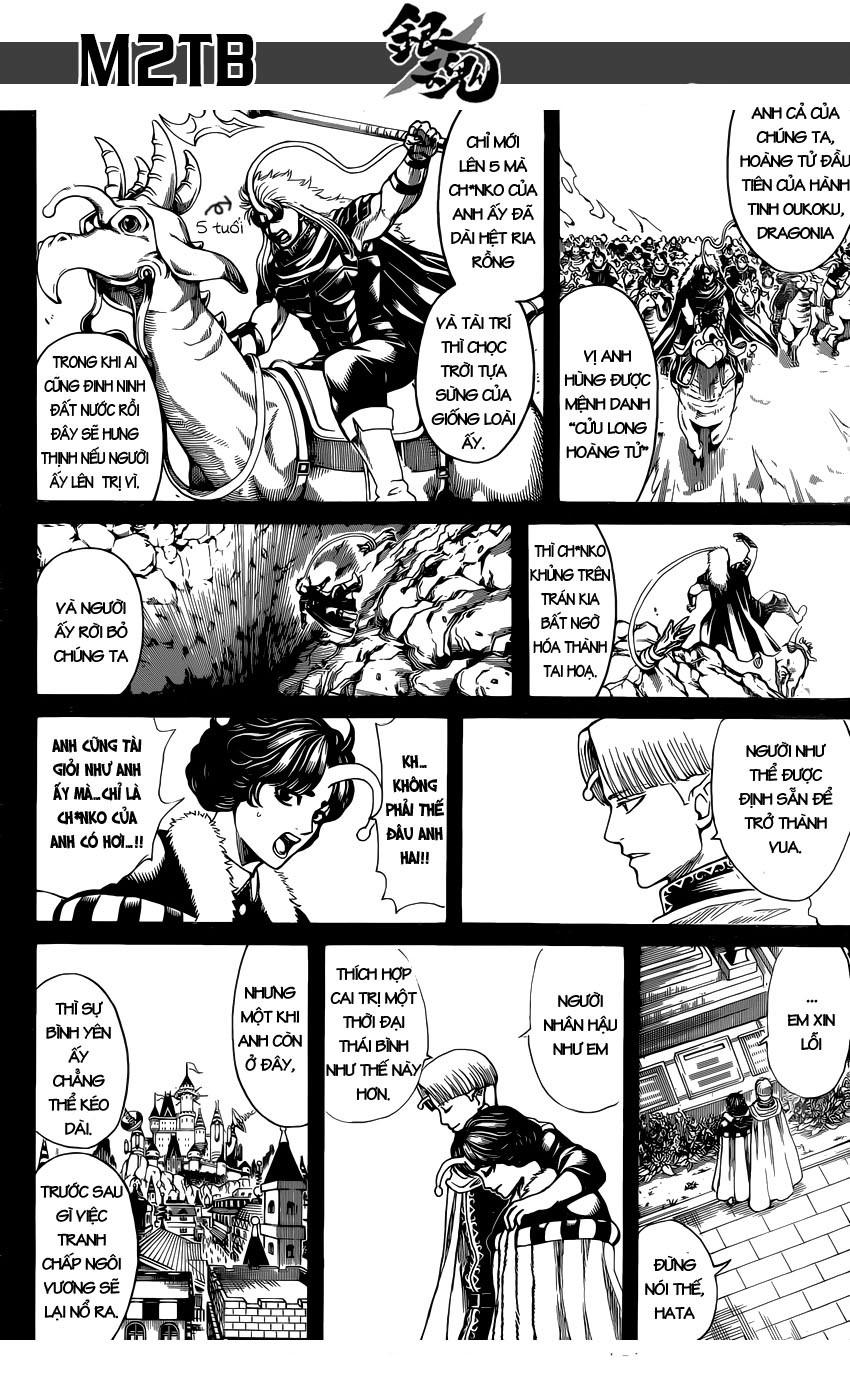 Gintama Chap 613 - Trang 6