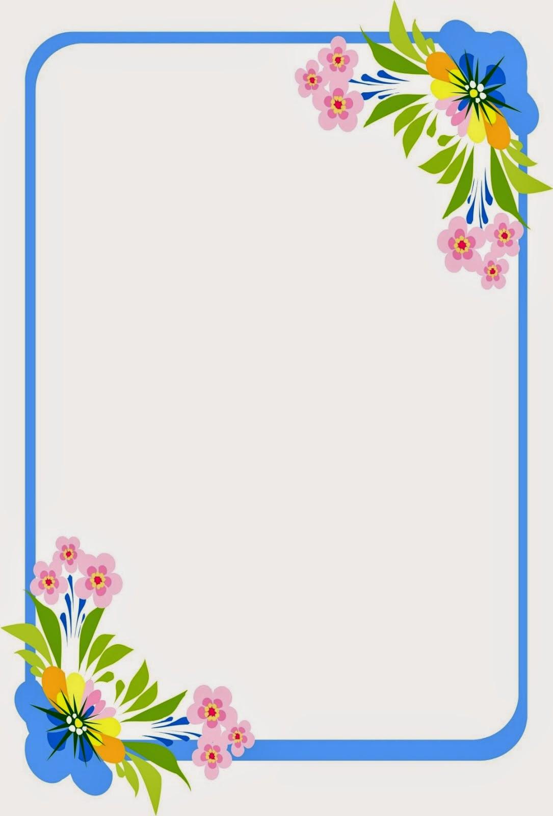 borde para trabajos de flores