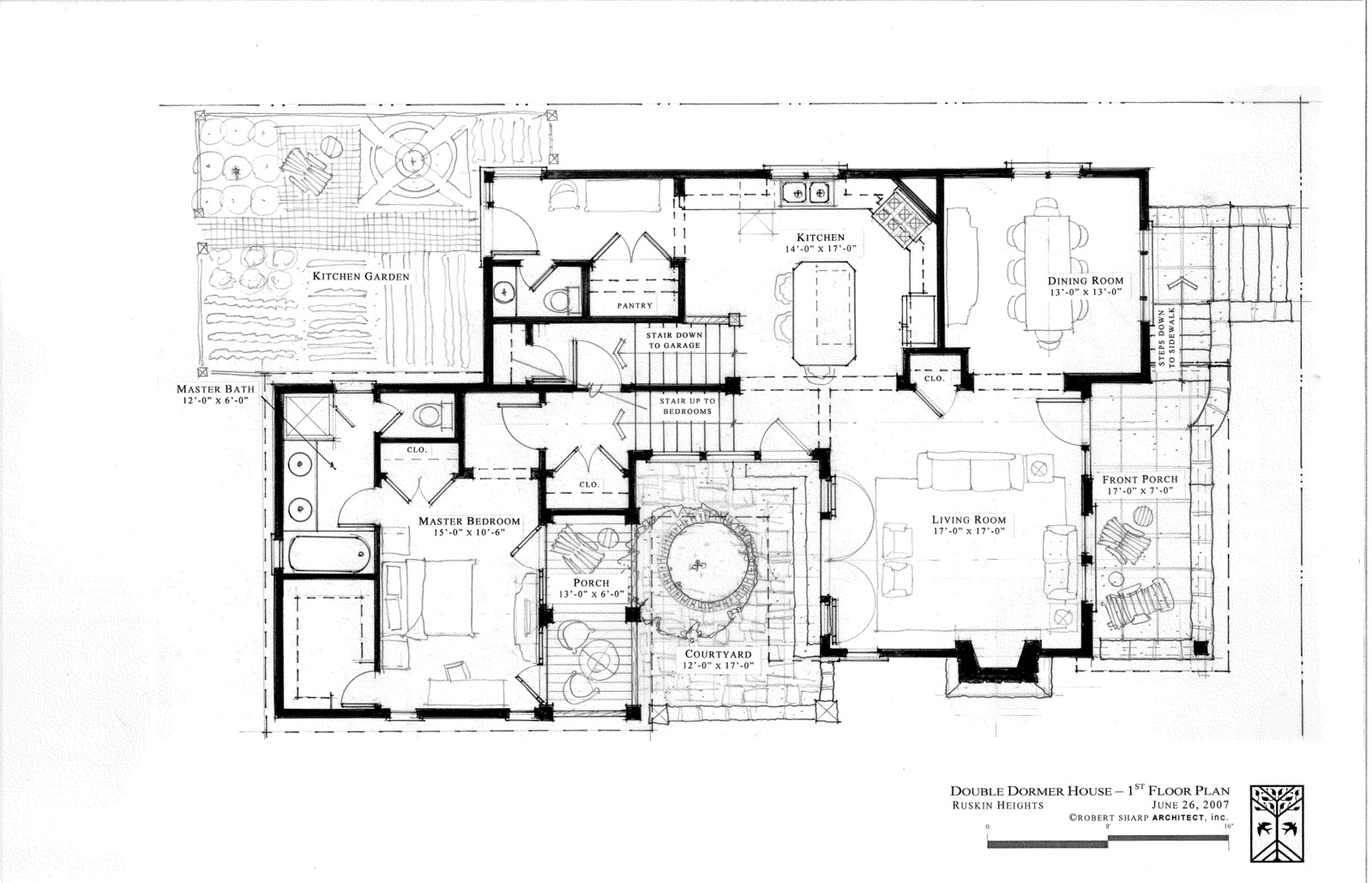 Dormer house floor plans home design and style for Dormer floor plans