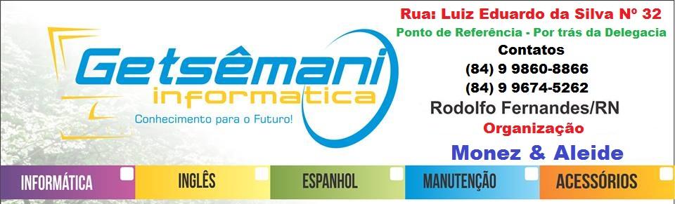 Getsêmani Informatica - Aqui Clique na Foto para abri a pagina