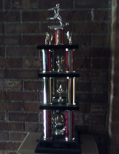 2005 Wyoming Club Championship Trophy