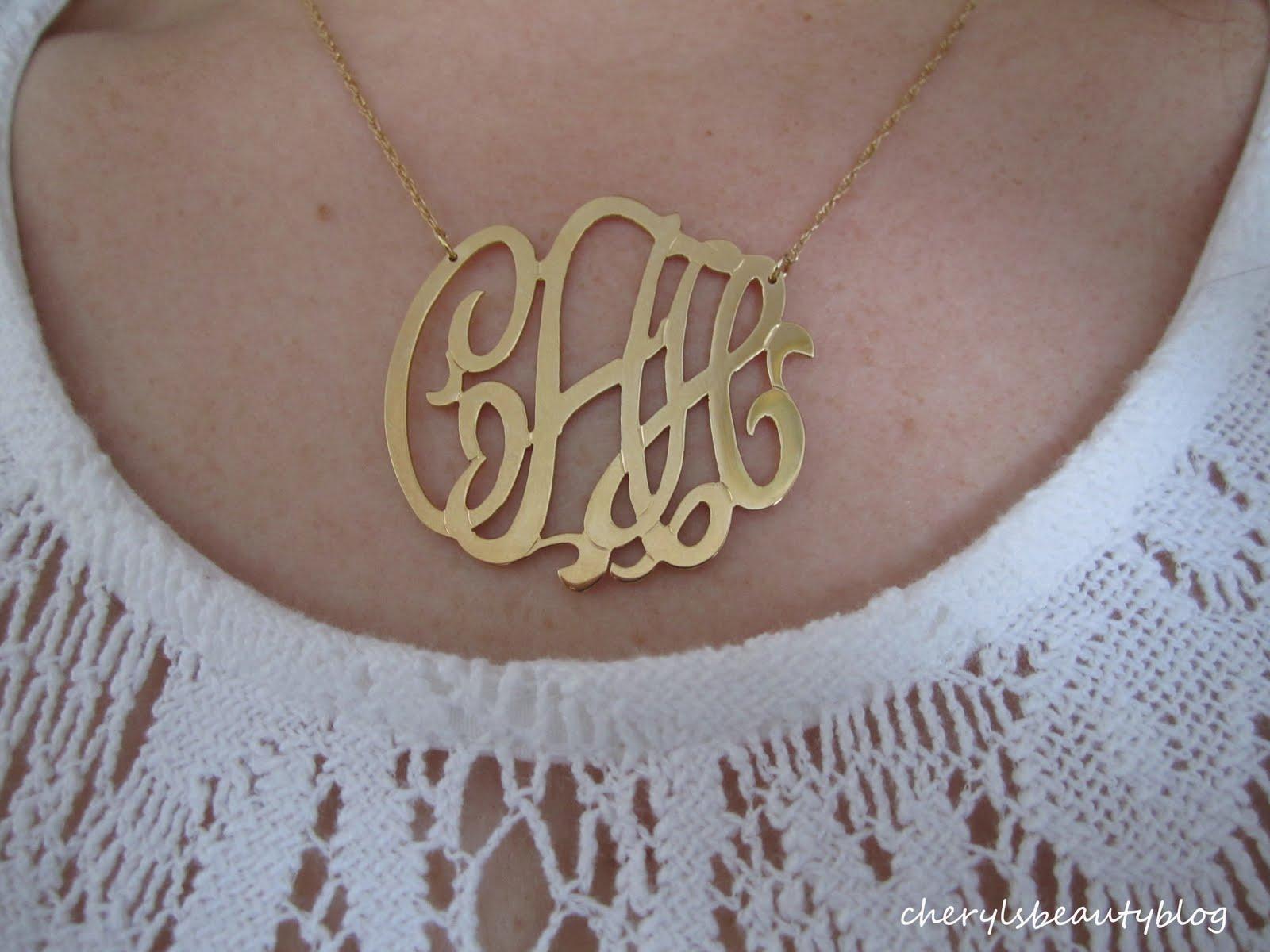 Jennifer zeuner jewelry large swirly 3 initial pendant necklace jennifer zeuner jewelry large swirly 3 initial pendant necklace mozeypictures Image collections