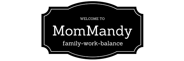 MomMandy blogs about balancing work, family and me time