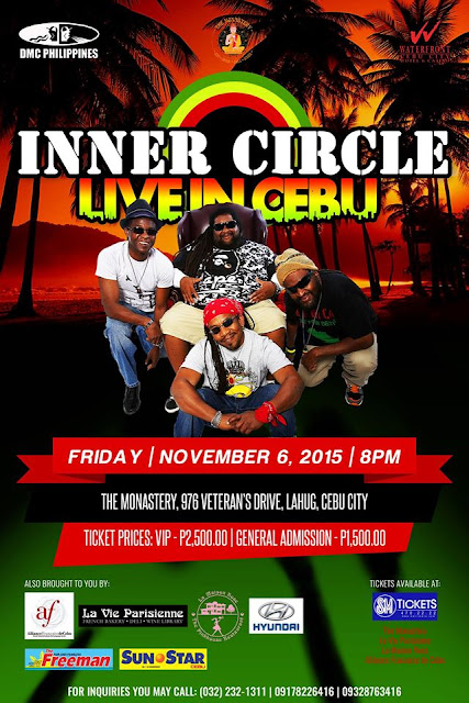 inner circle cebu poster
