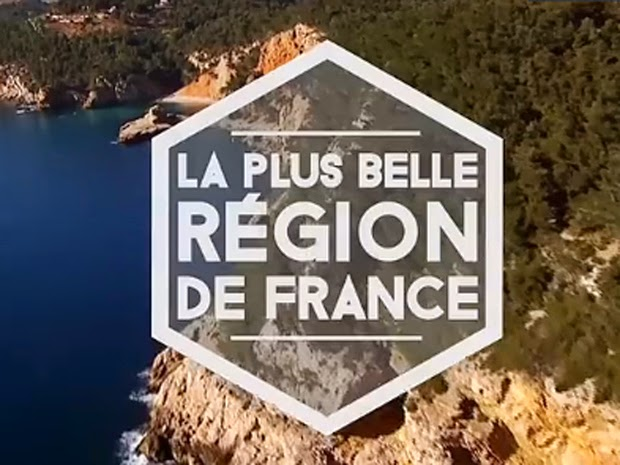 Titre de la Plus belle région de France