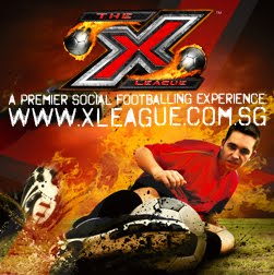 The X-League - A Premier Social Footballing Experience