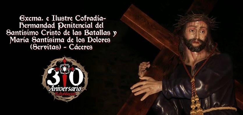 Cofradía del Cristo de las Batallas Cáceres