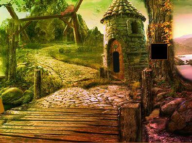 GamesNovel Forest Wolf Es…