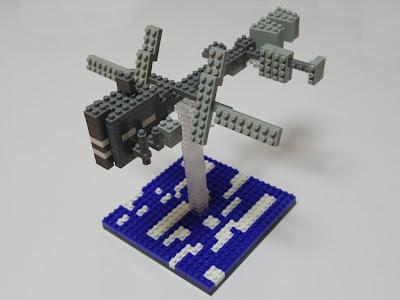 ナノブロックで作ったSOL