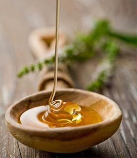 น้ำผึ้งรวงกำจัดสิว