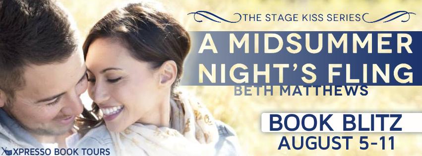 Book Blitz: A Midsummer Night's Fling By Beth Matthews