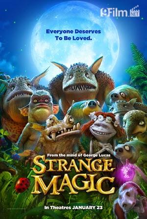 Strange Magic 2015 poster
