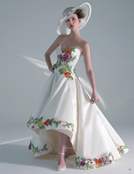 Bianca sposa wedding dresses from italy for Wedding dresses made in italy