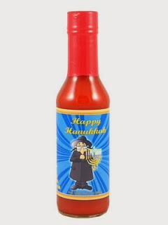 Hanukkah Hot Sauce
