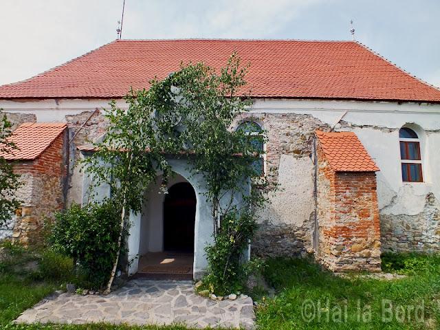 biserica reformata calnic