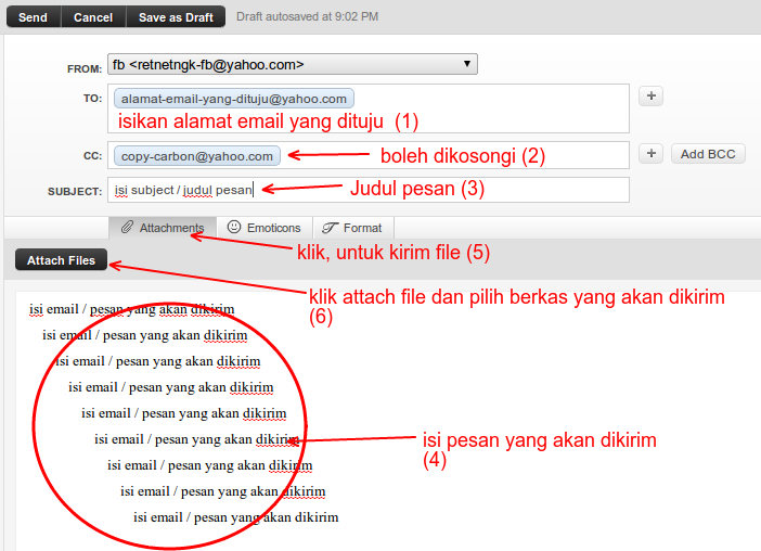 yahoo mail terbaru 2011