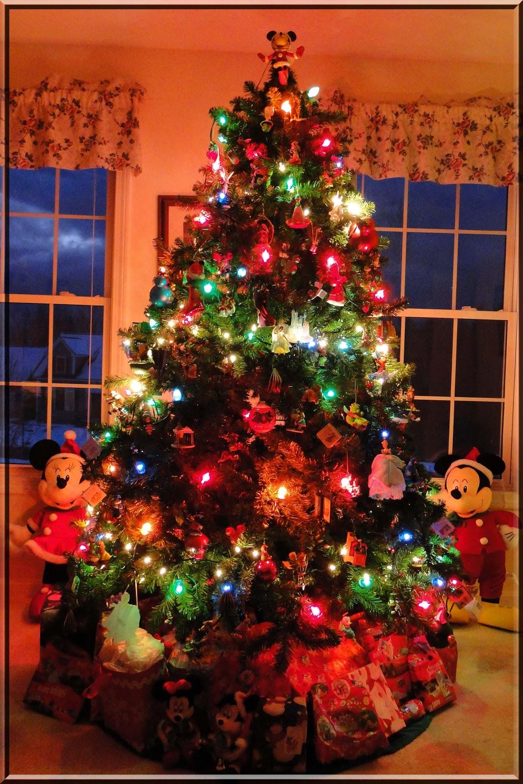 Fine Pursuing The Magic Dreaming Of A Disney Christmas Easy Diy Christmas Decorations Tissureus