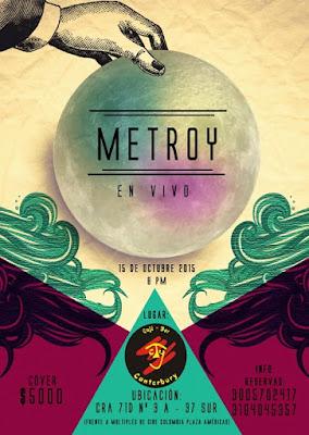 Metroy En Vivo