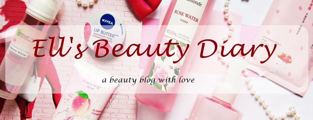 Ell's Beauty Diary ☁