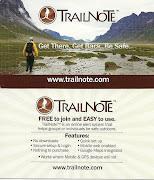 TrailNote