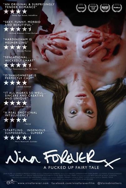 Film Nina Forever 2016 Bioskop