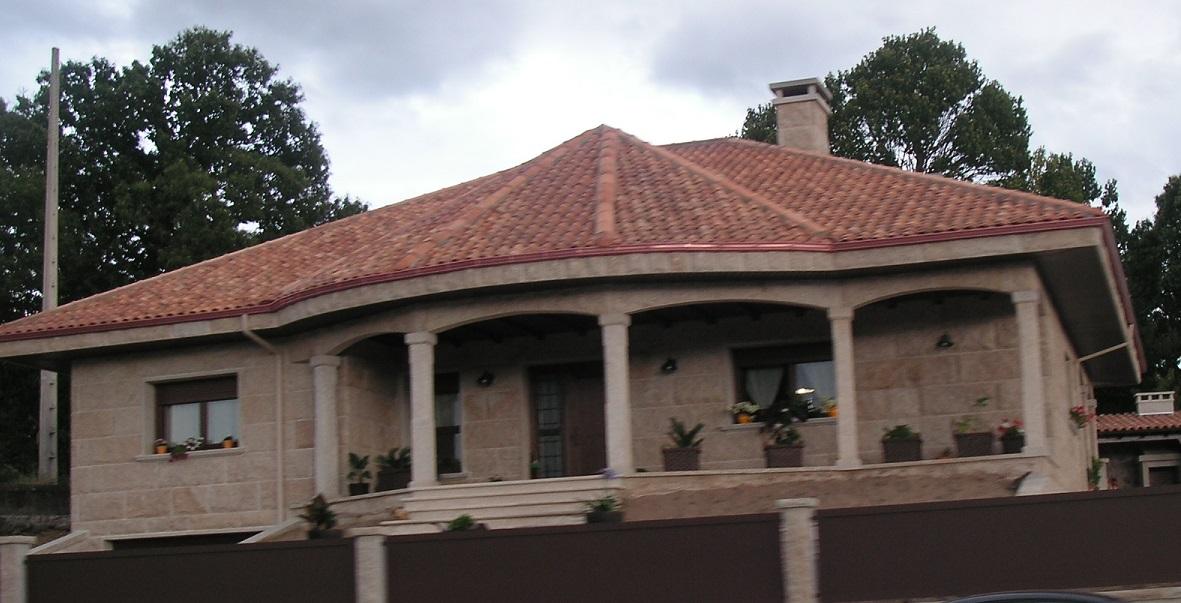 Casas americanas casas de piedra - Casa rusticas gallegas ...