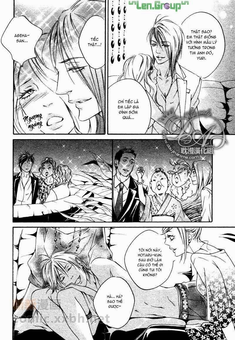 Kizutsuite Romance Manga chap 2 - Trang 6