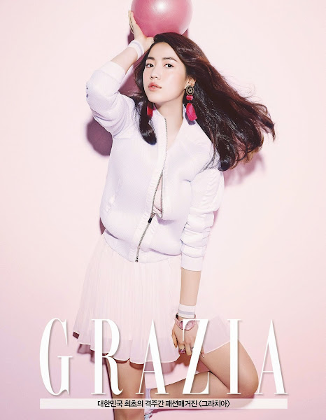 Hwayoung Grazia May 2014