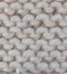 Counting Rows in Garter Stitch