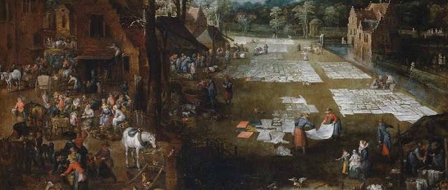 Cuadro de Jan Brueghel el Viejo