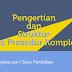 Pengertian dan Struktur Teks Prosedur Kompleks