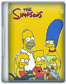 Os Simpsons S25E22   The Yellow Badge of Cowardge