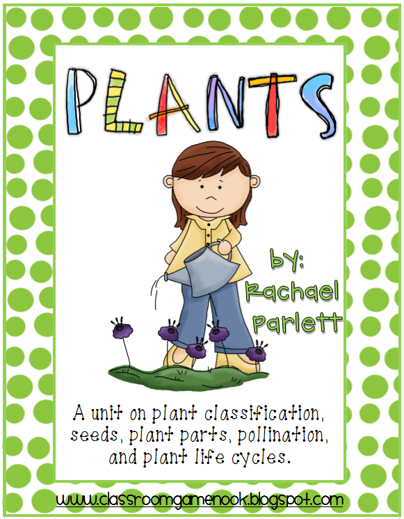 https://www.teacherspayteachers.com/Product/Plant-Unit-Lessons-Worksheets-Assessments-Game-Bulletin-Board-167334