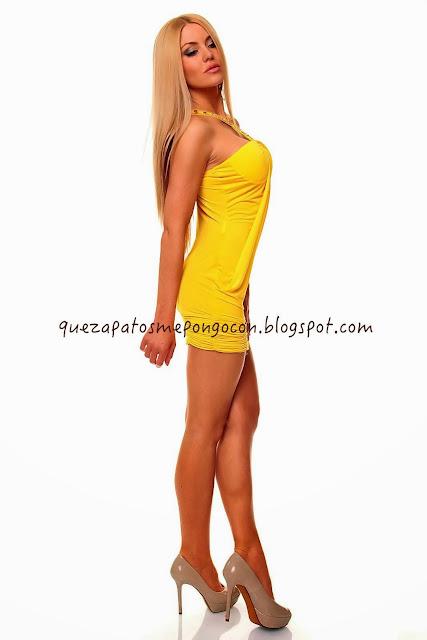 QUE ZAPATOS ME PONGO CON UN VESTIDO AMARILLO - Como combinar zapatos con un vestido de color mostaza - WHAT SHOULD I WEAR SHOES WITH A YELLOW DRESS -  Je porte ce que des chaussures avec une robe jaune -  O que eu usar sapatos com um vestido amarelo - Cosa posso indossare scarpe con un vestito giallo