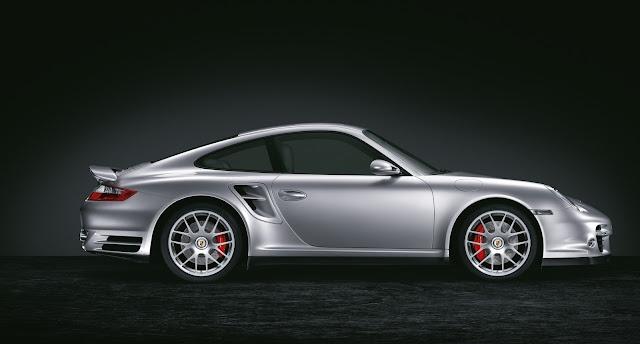2006 Porsche 911 turbo 997