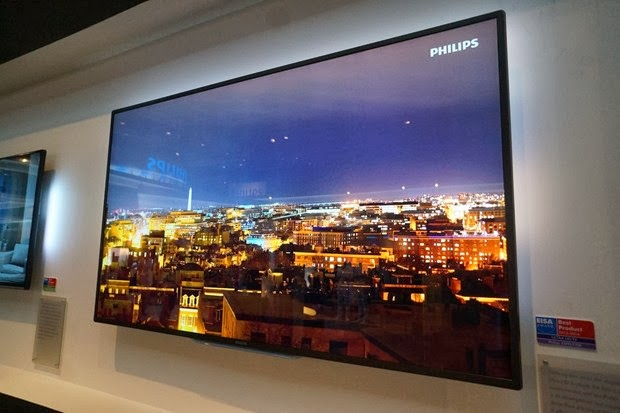 Philips Rilis 3 TV Ultra HD