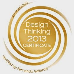 Design Thinking 2013 Certificate